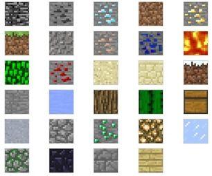 how to write in minecraft blocks