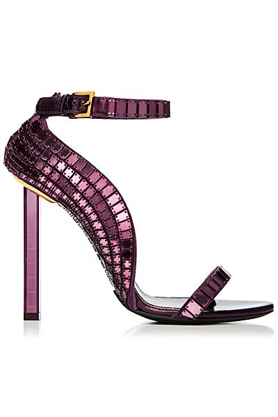 Tom Ford - Shoes - 2014 Spring-Summer - too high for me, but lovely to look at!