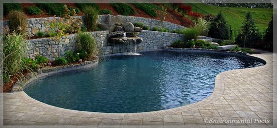 Small inground pool designs pools custom gunite swimming pools chelmsford ma inground - Gunite swimming pool designs ...