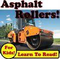 Free Kindle Books - Children's Nonfiction - Asphalt Rollers: Big Compactors Squishing Hot Asphalt On The Jobsite! (Over 35+ Photos of Asphalt Rollers Working) ~ by: Kevin Kalmer