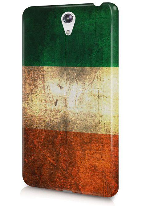 Vintage Ireland Flag Case Cover Design for LeTV Phone