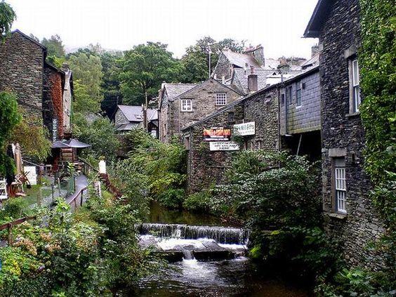 Vilarejos Ingleses Que Valem a Visita Ambleside, Cumbria