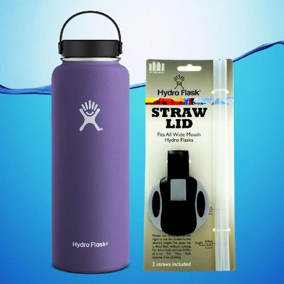 Water Gear Alert !!! Now available - Hydro Flask 40 Oz... @ http://www.watercheck.biz/products/hydro-flask-40-oz-wide-mouth-insulated-water-bottle-plum-purple-with-flex-cap-straw-lid?utm_campaign=social_autopilot&utm_source=pin&utm_medium=pin