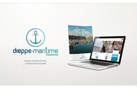 Définition d'une stratégie de communication touristique pour l'Agglomération Dieppe Maritime
