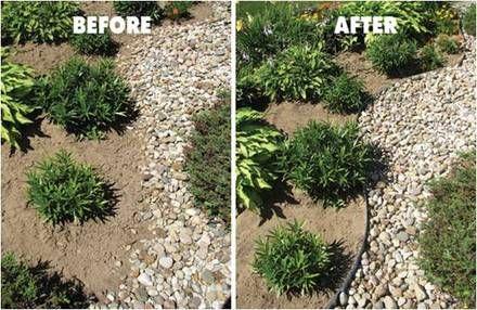 Borde separador plastico para jardineria garden edging for Borde plastico para jardin