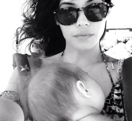 Jenna Dewan-Tatum und ihre Tochter Everly
