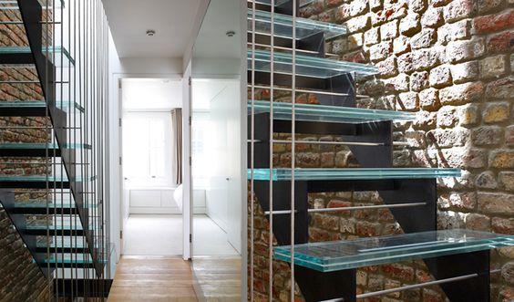 Phil Coffey Architects – Whistler Street, London | Diapo Staircase