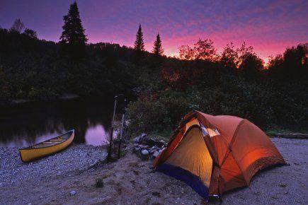 10 destinations de rêve pour du camping familial | Simon Diotte, collaboration spéciale | Top 10