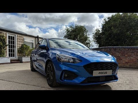 Ford Focus 2019 St Line X New Review And Test Drive Youtube Ford Focus Ford Driving Test