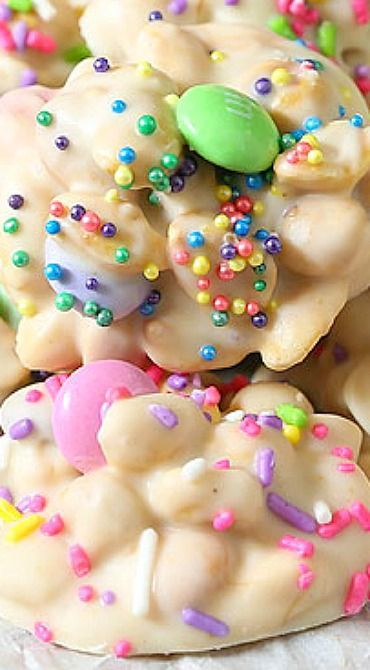 Crock Pot Easter Candy with Only 3 ingredients: