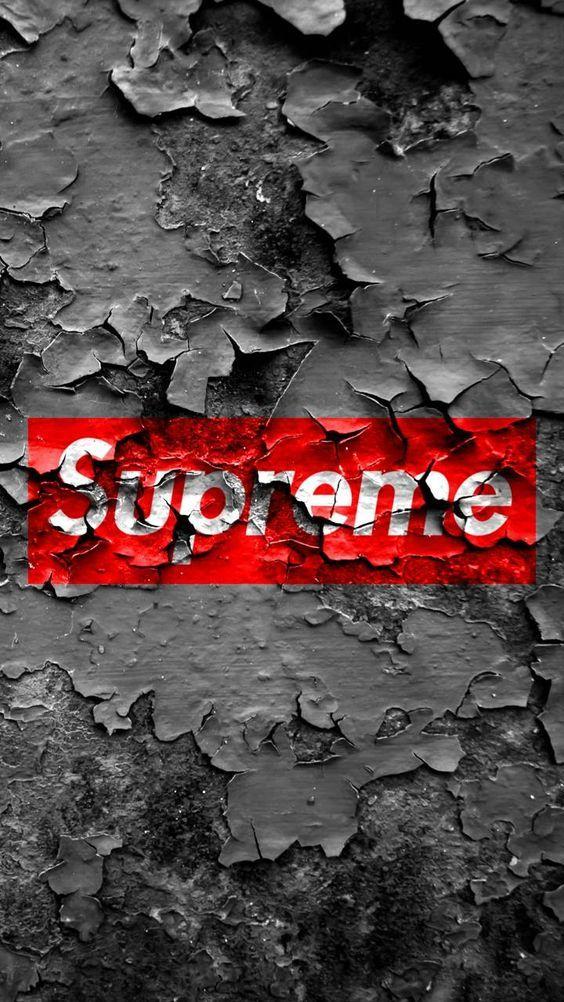 Supreme Graffiti Wallpaper In 2019 Graffiti Wallpaper
