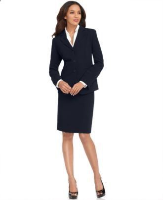 95450a5e03e Women s Suits   Suit Separates -  womenssuits suitseparates - Jones New York  Devon Three Button Blazer