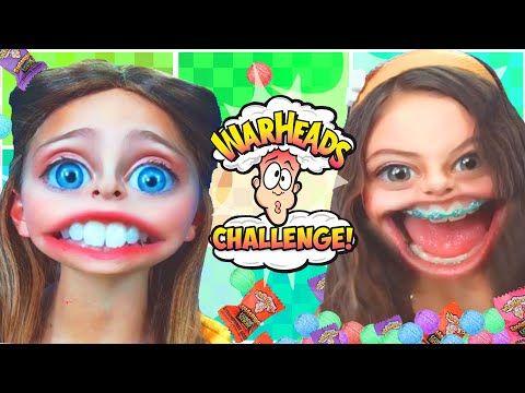 Crazy Princess Warhead Challenge Youtube Rhymes Songs Nursery Rhymes Songs Makeup Challenges