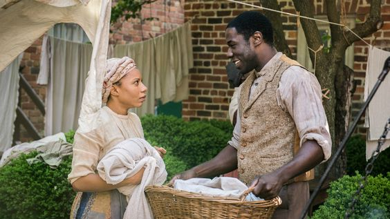 Mercy Street Comes to CPTV Sunday, Jan. 17:
