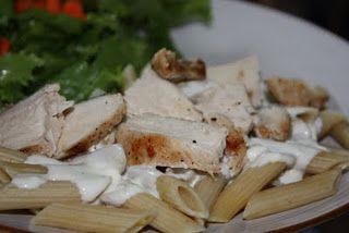 Chicken Penne Gorgonzola
