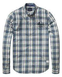 Men's Shirts | Scotch & Soda Men's Clothing | Official Scotch & Soda Webstore