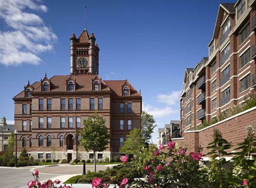 A Condo Conversion Does Justice to a Former Courthouse