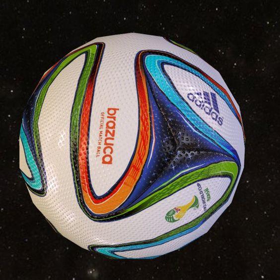 Football Ball Brazuca