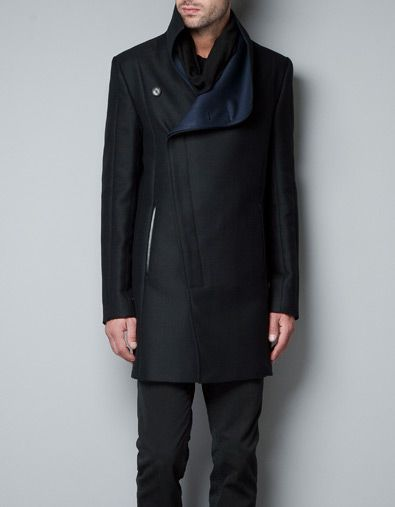 Mens coat | zara