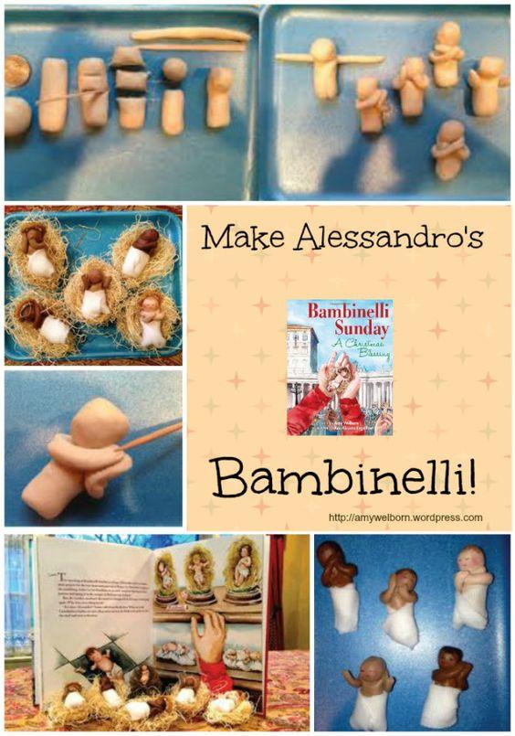 """Make Alessandro's Bambinelli from Bambinelli Sunday"""