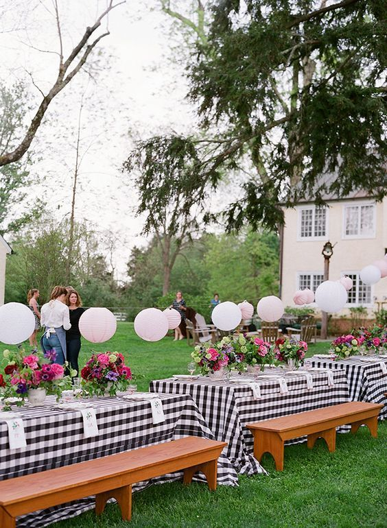 30 Unique And Fun Ideas For Your Bbq Rehearsal Dinner