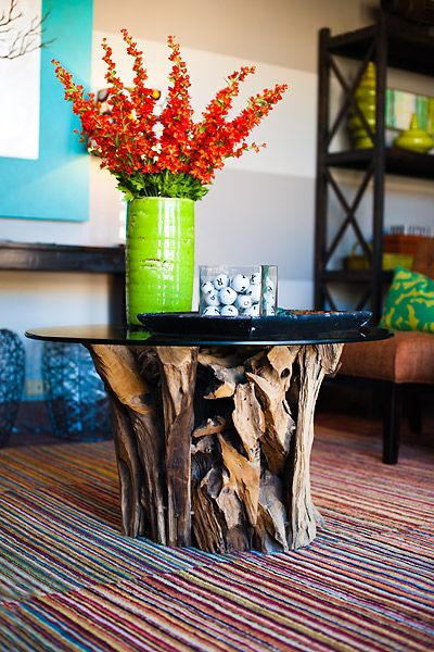 Love the table! photo by Clementine Road