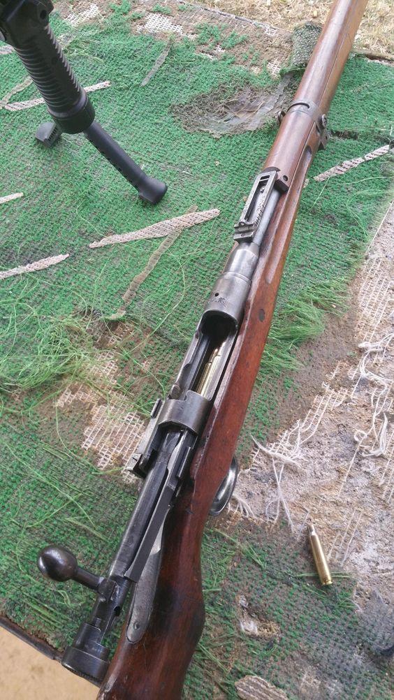Arisaka Type 99 at the range
