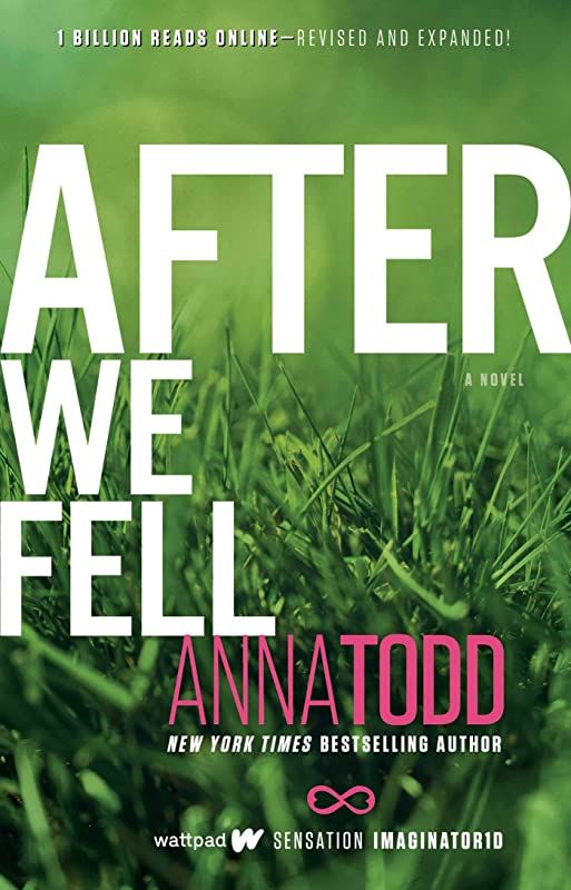 Free After We Fell 3 The After Series By Anna Todd グラフィックス