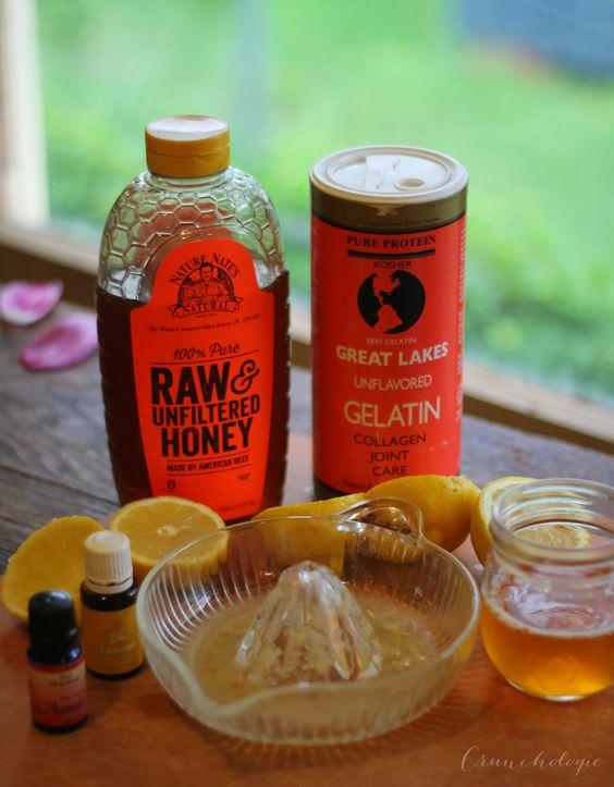 Crunchologie: Citrus Gummies
