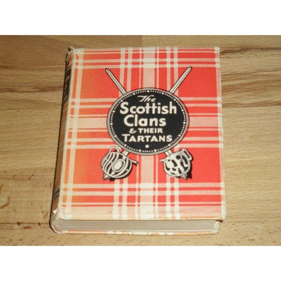The Scottish Clans & Their Tartans 1943 Hardback Book - WW2 Interest Listing in the 1901-1950,Non Fiction,Antiquarian,Books,Books, Comics & Magazines Category on eBid United Kingdom | 152364236