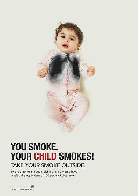 17 Iklan Anti Rokok Paling Kreatif Yang Pernah Dibuat Periklanan