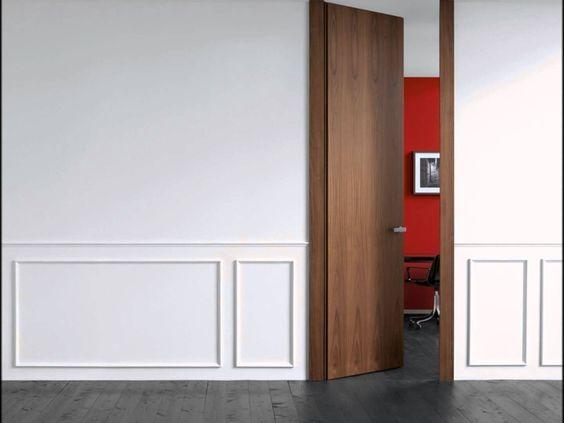 Puertas de dise o puertas modernas sofisticadas y - Puertas originales interiores ...