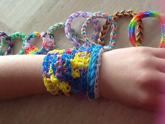 Brooke's bandaloom designs.