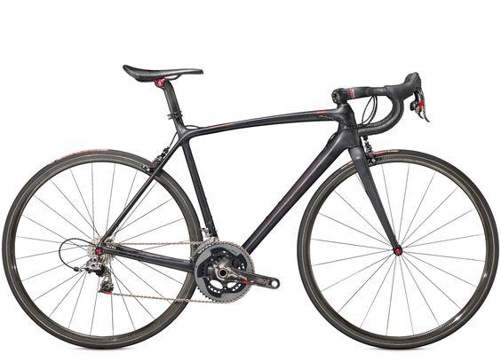 2016 Trek Emonda SLR 10 H1 Carbon Road Bike Vapor Coat