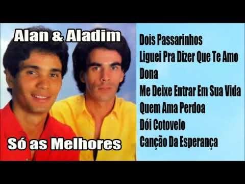 Alan Aladim So As Melhores Youtube Cancao Aladim Quem Ama