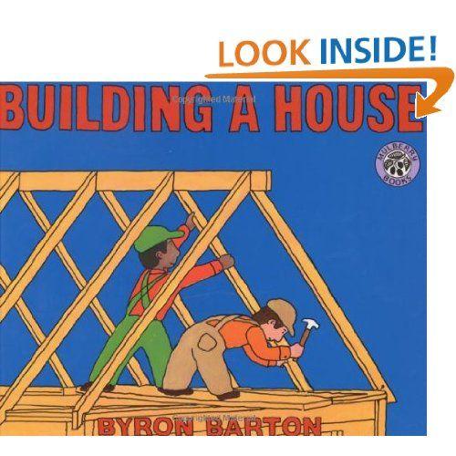 Building A House By Byron Barton Pdf