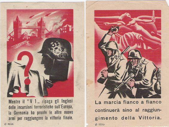 manifesti propagandistici