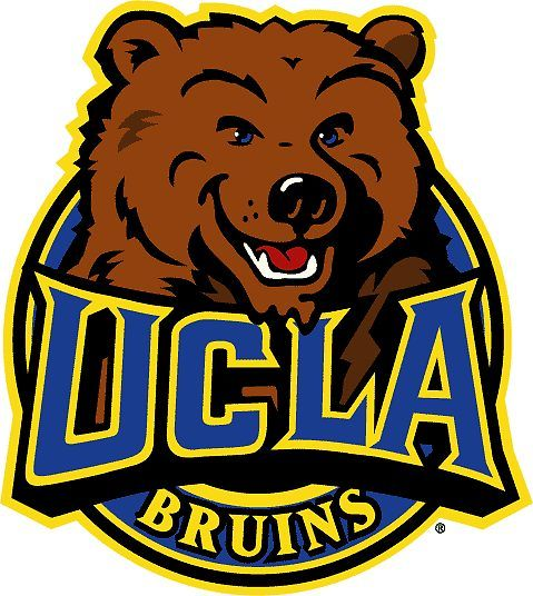 """UCLA California Bruins Logo Vinyl Decal Sticker More Colors! 4/"""" and Up"""