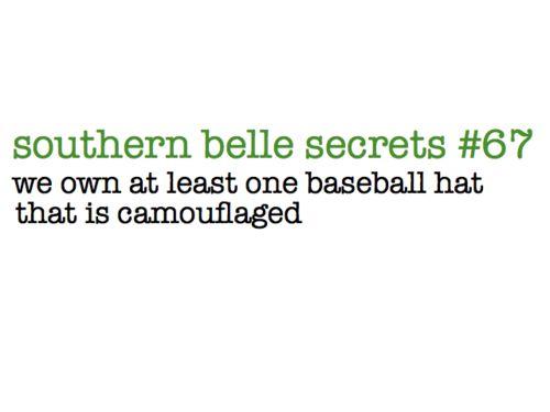 Southern belle secret 67