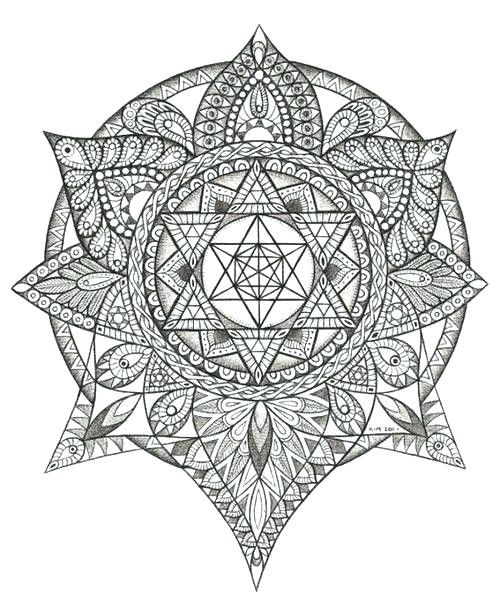 Cool 15 Coloriage Anti Stress Cultura Mandala Tatouage Design Mandala Dessin Coloriage