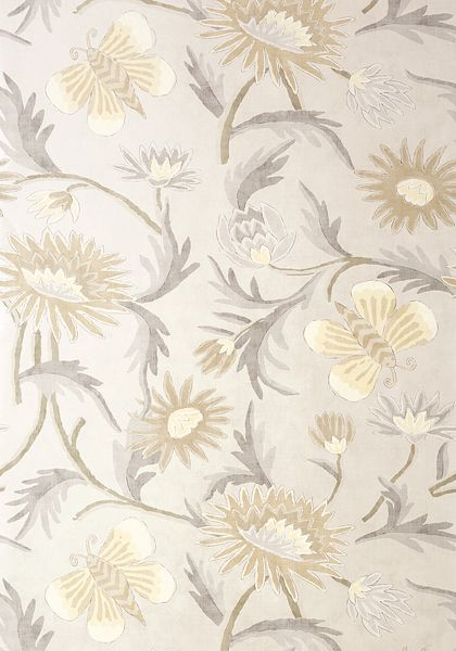 LIZETTE, White and Grey, T36152, Collection Enchantment from Thibaut