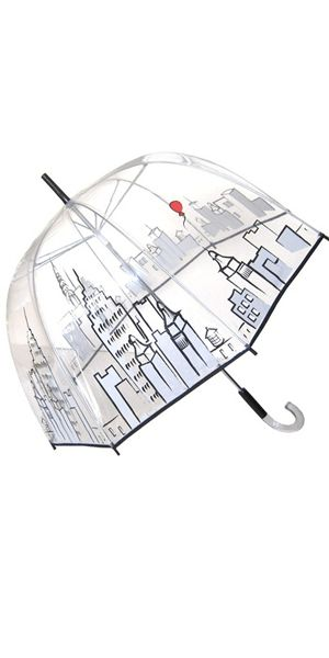 Cityscape umbrella-my March favorites