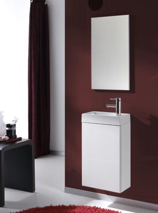 Waschplatz Set In 2020 Bathroom Mirror Bauhaus Framed Bathroom Mirror
