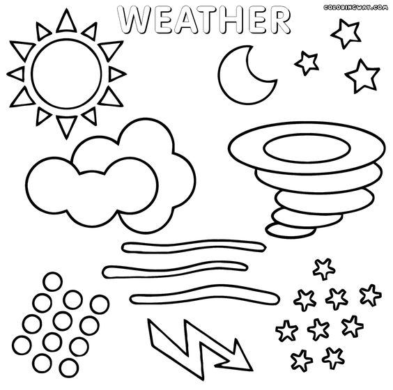 weathering coloring pages - photo#26