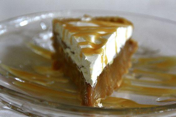 Eagle brand carmel pie recipe so add this easy for Easy delicious christmas dessert recipes