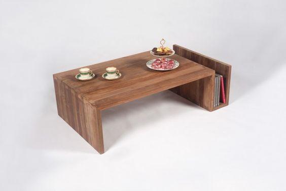 Barbican #CoffeeTable Multipurpose sustainable teak table