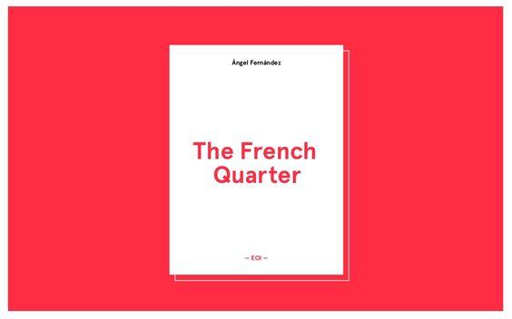 The french quarter by  angel fernandez