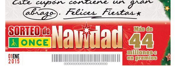Comprobar números Sorteo Extra de Navidad de la ONCE de año nuevo