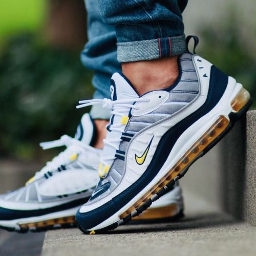 Nike Air Max 98 Tour Yellow by sneakers