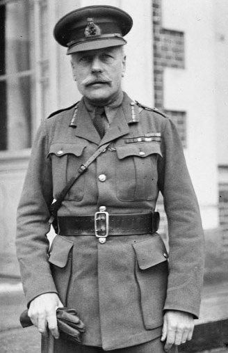 General Douglas Haig (1861 - 1928)